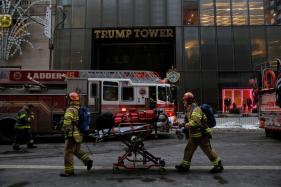 Fire Breaks Out on Roof of Trump Tower in New York, 3 Injured