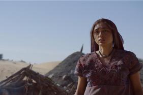 'Rebel' Iranian Actress Golshifteh Farahani Plays One In Upcoming Film, 'The Girls of the Sun'