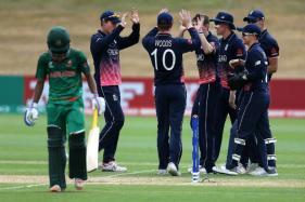 ICC U19 WC: Brook's Century Leads England to Comprehensive Win