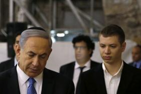 Netanyahu Son's Drunk 'Gas Deal' Joke Outside Strip Club Caught on Video