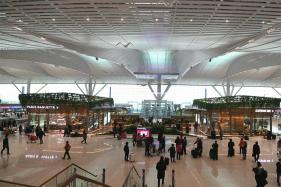 South Korea's Incheon Airport Opens New Terminal Before Olympics