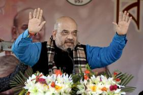 Photos Mean Nothing, Says Amit Shah on PM Modi's Davos Snapshot with Nirav Modi