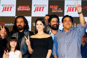 Sunny Leone Launches 'Discovery Jeet' Hindi Channel