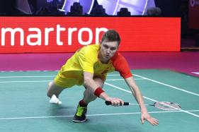 Viktor Axelsen Pulls Out of All England Championship