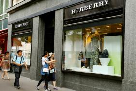 Burberry's Outgoing Head Dedicates Last Collection To Gay Rights