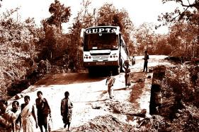 Naxals Torch Bastar's 'Freedom Bus', Villagers Lose Link to Outside World