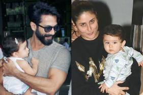 See Cute Pictures of Bollywood Celebrities and Their Kids