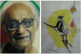 Eminent Cartoonist Chandi Lahiri Passes Away in Kolkata