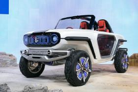 Auto Expo 2018: Maruti Suzuki Showcases e-Survivor Electric Compact SUV