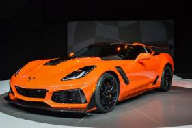 First Chevrolet Corvette ZR1 and Ford GT Up For Charity Auction
