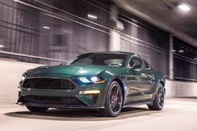 2019 Ford Bullitt Mustang Unveiled at North American International Auto Show in Detroit