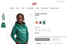 H&M Apologises For 'Coolest Monkey' Hoodie After Social Media Uproar