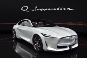 Infiniti Q Inspiration Futuristic Concept Unveiled at Detroit Auto Show