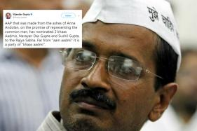 Twitter Lashes Out At Arvind Kejriwal Over Rajya Sabha Nominations