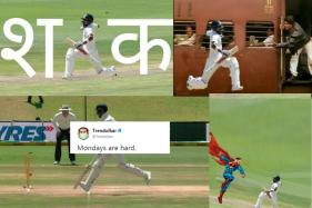 Kohli's Resolute Stand And Pandya's Casual Walk Give Twitter A Field Day