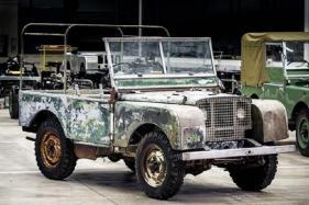 Land Rover Celebrates 70th Anniversary, To Restore Original 1948 Pre-Production Model