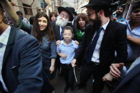 Moshe Holtzberg, the Israeli Baby Who Survived 26/11, Returns to Mumbai After 9 Years