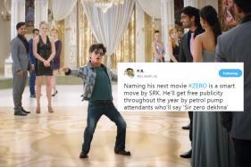 SRK's 'Zero' Has Already Inspired A Lot Of Jokes On The Internet
