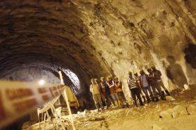 What Lies Beneath: Mumbai Metro Quietly Works on Underground Tunnel