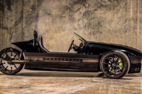 CES 2018: Vanderhall Edison 3-Wheel Electric Vehicle Revealed