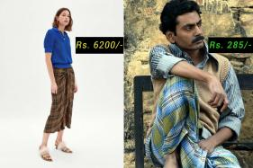 Zara is Selling a Piece of Clothing That Looks Like Your Dad's Lungi