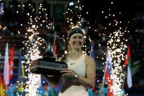Elina Svitolina Joins Henin, Venus as Back-to-back Dubai Winner