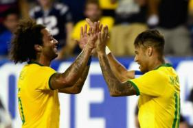 Marcelo Fuels Talk of Neymar to Real Madrid Ahead of Champions League