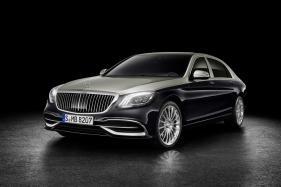 Updated Mercedes-Maybach S-Class Revealed Ahead of Geneva Motor Show