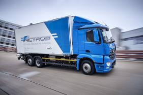 Mercedes-Benz to Deliver eActros Electric Trucks to Clients for Road Testing