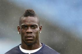 Mario Balotelli 'Booked for Racist Abuse Complaint'