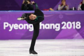 Filipino Skater Michael Martinez Got Call to Olympics Less Than a Month Ago