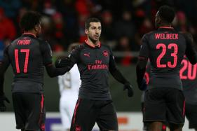 Henrikh Mkhitaryan Backs Arsenal to Win Europa League