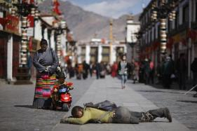 Huge Fire at Tibet's Revered Temple Sparks Fears of Its Future