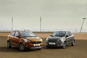 All-new Ford KA+ and KA+ Active Crossover Revealed