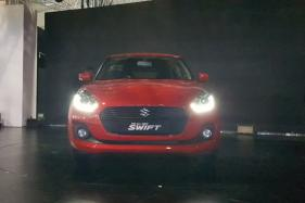 Auto Expo 2018: New Maruti Suzuki Swift Launch Sets Stage on Fire, Almost