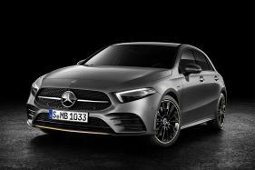 2018 Mercedes-Benz A-Class Hatchback Unveiled