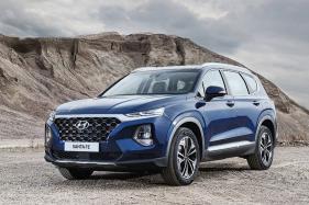 2019 Hyundai Santa Fe Revealed Ahead of 2018 Geneva Motor Show