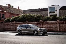 New Volvo V60 Station Wagon Revealed