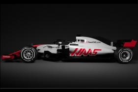 Haas Becomes First F1 Team to Reveal Halo Car for 2018 Season