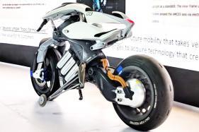 Yamaha Motoroid First Look Video at Auto Expo 2018