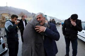 No Survivors as Passenger Plane Carrying 66 People Crashes in Central Iran