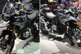 BMW F 750 GS and F 850 GS First Look Video at Auto Expo 2018