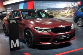 Auto Expo 2018: BMW Launches 6 Series GT and All-New M5, Unveils 3rd-Gen X3