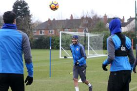 Leicester City Manager Claude Puel Happy to Have Riyad Mahrez Back