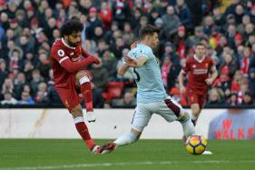 In-form Mohamed Salah Takes Liverpool to Second, West Brom Suffer