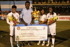 AIFF Has No Prize Money for National Women's Champions Tamil Nadu