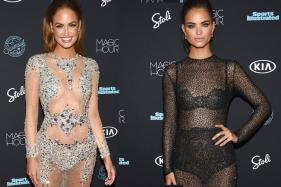 2018 SI Swimsuit Launch: Divas Wore Bold Statement Dresses