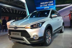 Hyundai i20 Active First Look Video at Auto Expo 2018