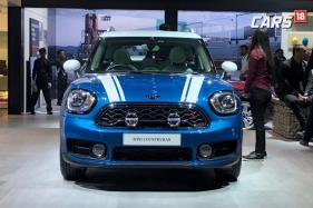 Auto Expo 2018: MINI Unveils Next-Gen Countryman in India