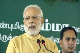 When PM Modi Became 'Hero' of the AIADMK Event Celebrating Amma's Birth Anniversary